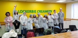 Projekt Erasmus+: Let's Play Here -Spotkanie w Lockerby (Szkocja) 22-28.09.2019