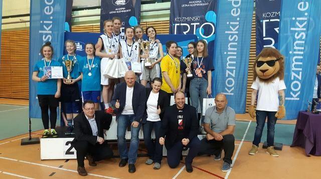 Turniej koszykówki (TRIO BASKET)